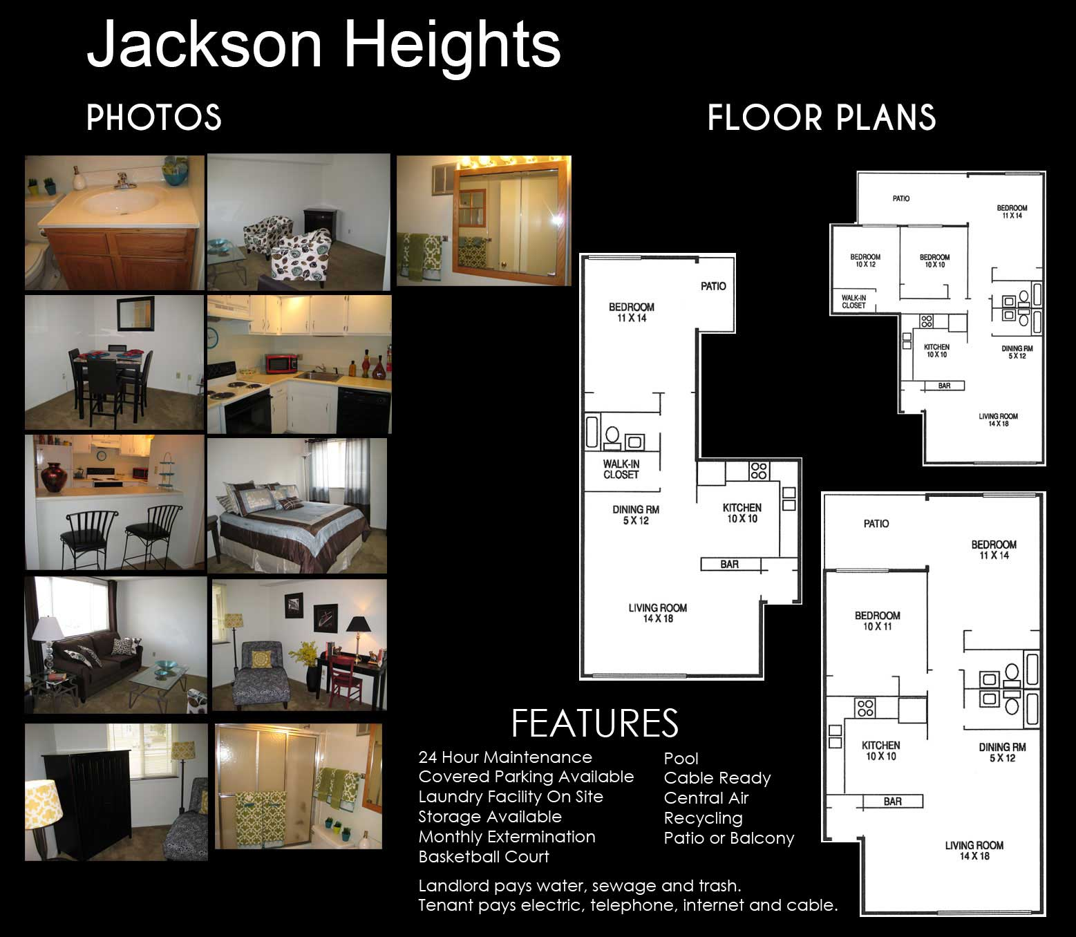 1 Bedroom Apartment  620 2 Bedroom Apartment  670 3 Bedroom Apartment  775. Woodington Management LLC   Bloomington  IN